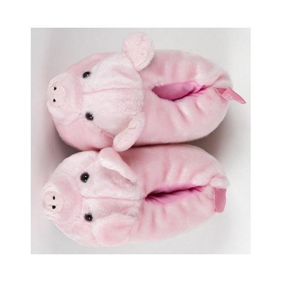 Adulte Pantoufles Animaux Porc qYArz1cVZ
